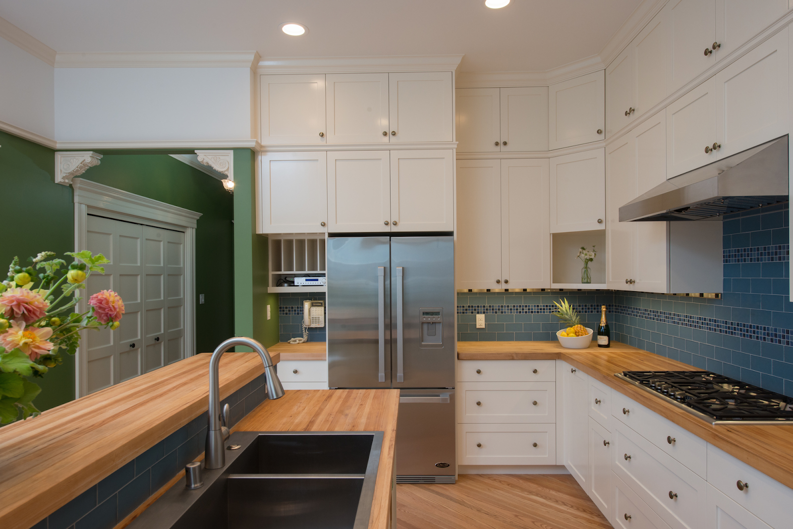 Kitchen by Wallace Remodeling